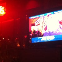 Photo taken at The Bus Stop Bar by Christopher L. on 11/7/2012