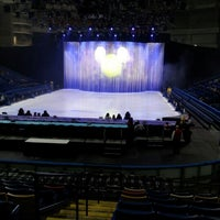 Photo taken at Crown Coliseum by Shenee' S. S. on 12/14/2012