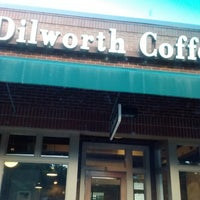 Photo taken at Dilworth Coffee House - The Original by Blayr N. on 5/22/2013