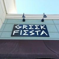 Photo taken at Greek Fiesta at Towne North by Felipe T. on 1/4/2013