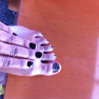 Photo taken at T & T Nail Salon by Sherronnie W. on 10/13/2012