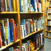 Photo taken at Powell's Books on Hawthorne by Tucker on 10/28/2012