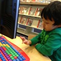 Photo taken at Santa Monica Public Library - Main by Edwin on 12/28/2012