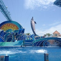 Photo taken at Dolphin Stadium by Michele on 7/22/2013