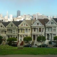 Photo taken at Painted Ladies by Michael M. on 10/30/2012