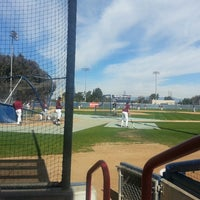Photo taken at MLB Urban Youth Academy by Lawrence on 2/16/2013