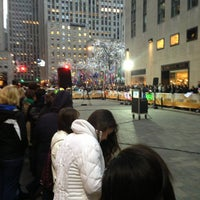 Photo taken at TODAY Show by Chase on 3/25/2013