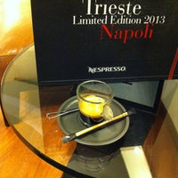 Photo taken at Nespresso Boutique by Miho on 3/30/2013