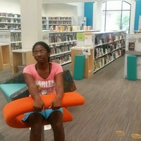 Photo taken at Bluebonnet Regional Branch Library by Frances S. on 6/13/2016