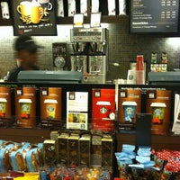 Photo taken at Starbucks by Nathan on 1/25/2013