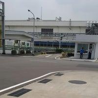 Photo taken at KIIC (Karawang International Industrial City) by Esti Y. on 11/14/2014