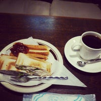 Photo taken at ばんかむ珈琲 by MILT on 2/6/2015
