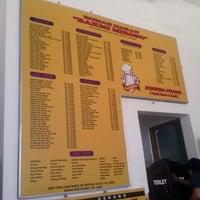 Photo taken at Bakmi Miroso by Mario A. on 12/26/2013