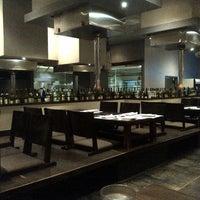 Photo taken at Don's Bogam Korean BBQ & Wine by David B. on 9/23/2012
