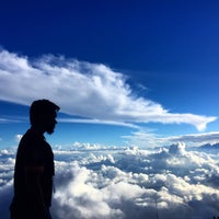 Photo taken at Laban Rata by Muhammad A. on 3/4/2016