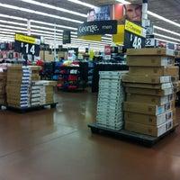 Photo taken at Walmart Supercentre by Julie on 2/25/2013