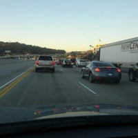 Photo taken at I-5 / I-805 North Interchange by Joe F. on 1/17/2013