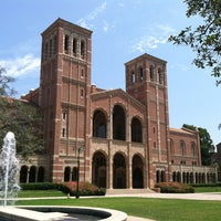 Photo taken at UCLA by Timothy H. on 7/6/2013
