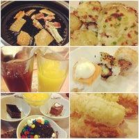 Photo taken at YakiMix Sushi & Smokeless Grill by toni on 1/4/2013
