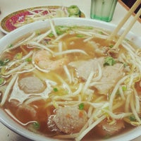 Photo taken at Good Pho You by Coolass M. on 1/19/2013