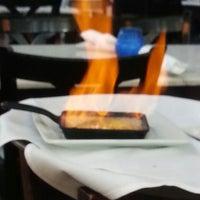 Photo taken at Thea Mediterranean Cuisine by susan m. on 6/11/2013