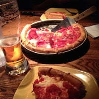 Photo taken at Uno Pizzeria & Grill - Waltham by Amy P. on 8/30/2013