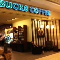 Photo taken at Starbucks by Bartu K. on 10/4/2012