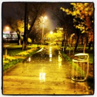 Photo taken at Millet Parkı by Cihangir on 12/17/2012