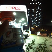 Photo taken at Copec by Gonzalo on 5/7/2013
