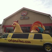 Photo taken at Dairy Queen by chicken l. on 10/29/2012