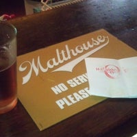 Photo taken at The Malthouse by Mauro G. on 4/16/2013