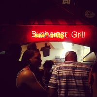 Photo taken at Bucharest Grill by Stephanie W. on 6/30/2013