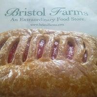 Photo taken at Bristol Farms Palm Desert by Michael M. on 11/23/2012