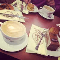 Photo taken at Patisserie Valerie by Maria I. on 9/25/2014
