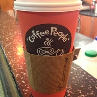 Photo taken at Coffee People by Kyle L. on 2/21/2013