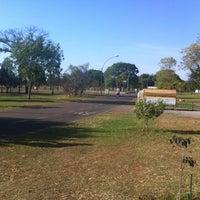 Photo taken at Quiosque do Estacionamento 3 by Marcos Aurelio on 10/7/2012