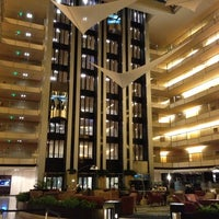 Photo taken at Hilton Buenos Aires by Freire N. on 6/19/2013
