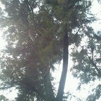 Photo taken at Azcapotzalco la Villa by Mario N. on 10/20/2012