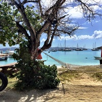 Photo taken at Jost Van Dyke Island by Julie F. on 2/12/2016