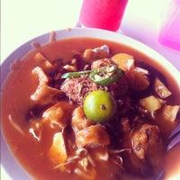 Photo taken at Restoran Mee Rebus & Pasembur Utara by Muzakhir on 9/16/2012