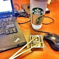 Photo taken at Starbucks by David B. on 1/23/2014
