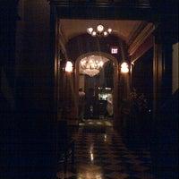 Photo taken at The Keg Steakhouse + Bar - Keg Mansion by Matthew G. on 1/28/2013