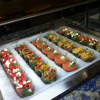 Photo taken at The Buffet at Wynn by Raul S. on 10/10/2012