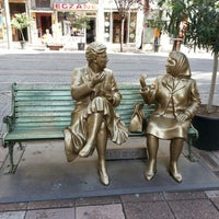 Photo taken at Doktorlar Caddesi by Emre S on 10/3/2012