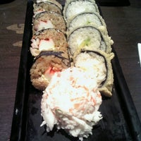 Photo taken at Koto Sushi Bar by America A. on 9/27/2012