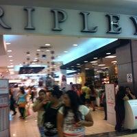 Photo taken at Ripley by Juan Pablo on 12/23/2012