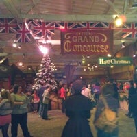 Photo taken at The Great Dickens Christmas Fair by Erik P. on 11/25/2012