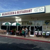 Photo taken at Brent's Deli by Rick L. on 10/6/2012