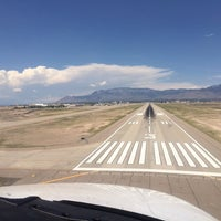 Photo taken at Atlantic Aviation ABQ by Christopher-Colton M. on 7/16/2014