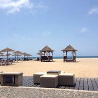Photo taken at Melia Tortuga Beach by John M. on 4/4/2014